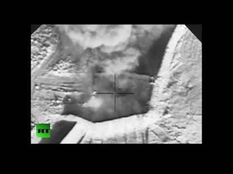 Combat Cam: US airstrikes demolish ISIS targets in Iraq