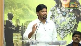 Puli Movie Press Meet Part 1