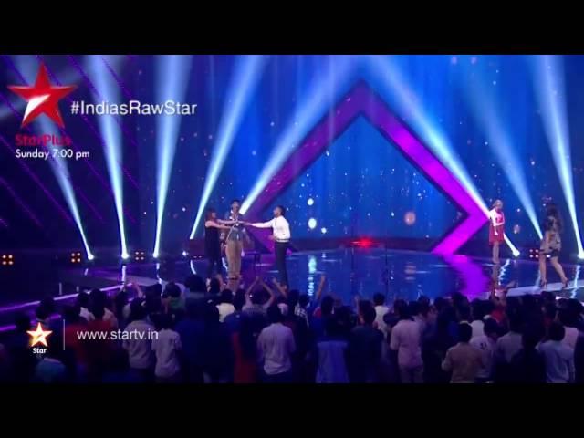 Yo Yo Honey Singh's wife on India's Raw Star!