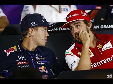 Alonso elbukott a Ferrarinál, Vettel biztosan bajnok lesz Maranellóban!