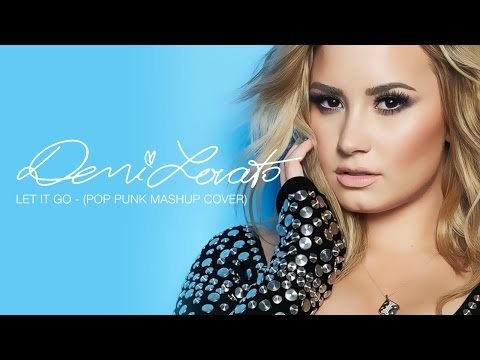 Demi Lovato - Let It Go (Rock Version - Live at Disneyland)