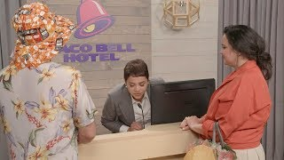 What to Expect at the Taco Bell Hotel