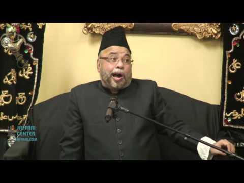 5th Muharram 2015:1437 Maulana Sadiq Hasan Majlis