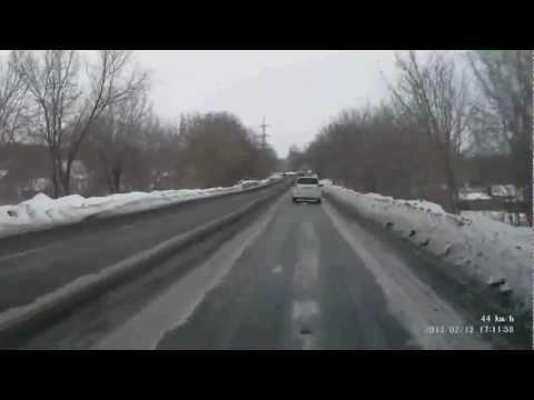 Ultrapassagem na Rússia