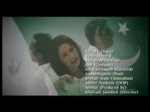 Non Stop Pakistan National Song Recall Remix video
