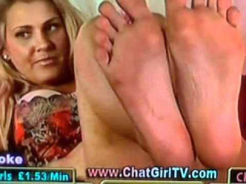 chatgirl brooke feet 2.3GP