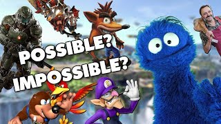 """""""That Character Will NEVER Be in Smash!!!"""""""