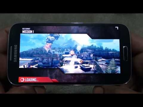 Samsung Galaxy S4 I9500 Gaming Performance With Fps Meter Review 2