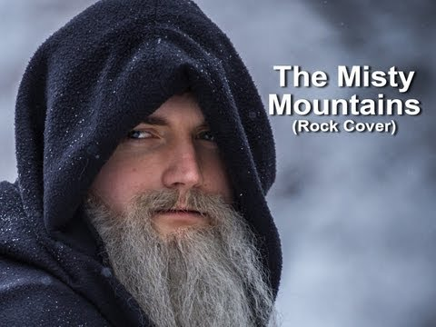 Dwarven Rock - The Hobbit, Misty Mountains Cover