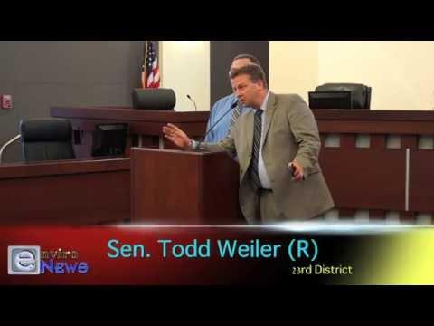 Dr. Moench/Sen. Todd Weiler Showdown Over 'Skewed' DEQ Air Pollution Numbers