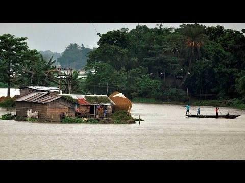 Assam Flood: Over 2 lakh people affected in 280 villages