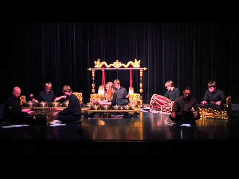 Acadia Gamelan Ensemble - Salam Manis