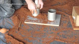Metal Casting at Home Part 29 Greensand Core