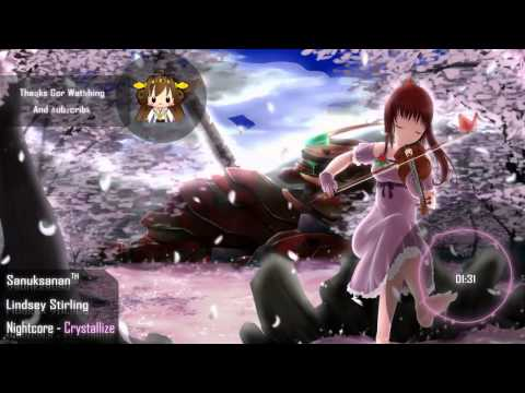 Nightcore - Crystallize