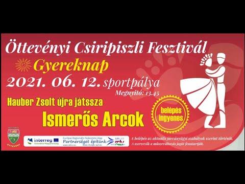 """Csiripiszli """"újra együtt"""" Fesztivál reklám - Öttevényen 2021.06.12.-én"""