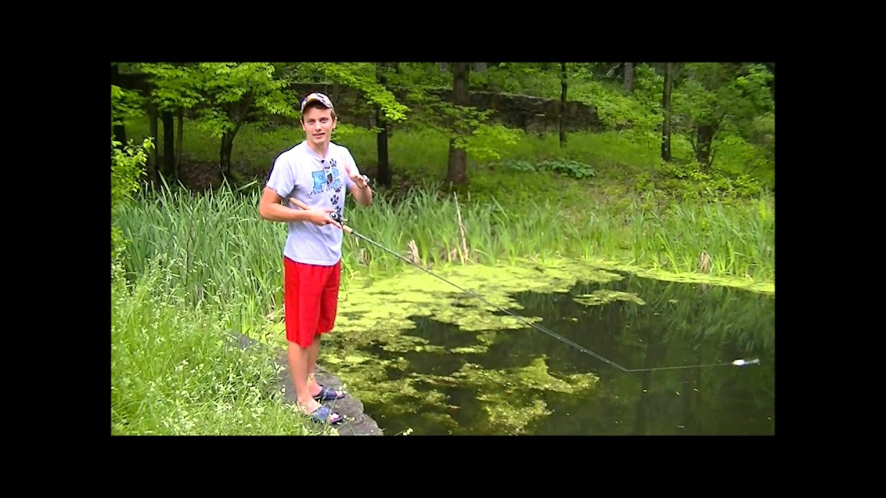 Topwater frog fishing for bass youtube for Fishing license for disabled person