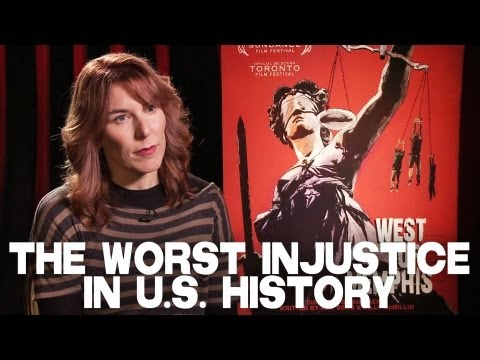 The Worst Injustice In U.S. History by Filmmaker Amy Berg for WEST OF MEMPHIS