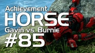 Halo: Reach - Achievement HORSE #85 (Burnie vs. Gavin)