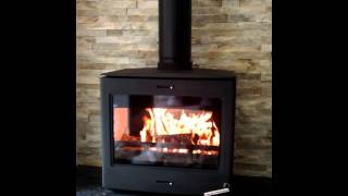 Yeoman CL8 multi fuel & wood burning stove