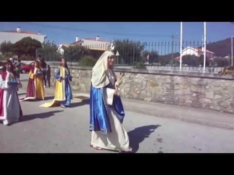 Prociss�o em Honra de Nossa Senhora da Gra�a