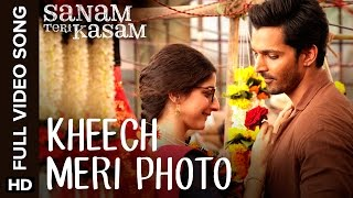 Kheech Meri Photo Full Video Song | Sanam Teri Kasam