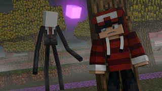 PESADELO COM SLENDERMAN ‹ Minecraft Machinima ›