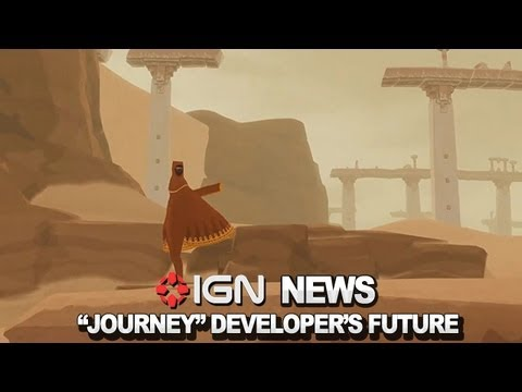 IGN News - Journey Developer on the Future of thatgamecompany