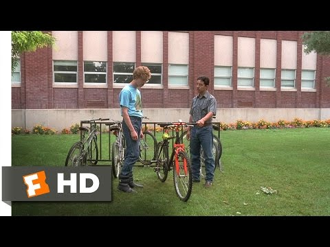 Napoleon Dynamite (1/5) Movie CLIP - Napoleon Checks Out Pedro's Bike (2004) HD