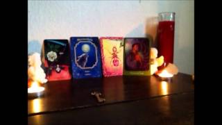 Virgo Card Reading for March 2013