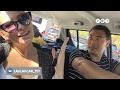 София и Ростик танцуют в машине – ЛавЛавCar