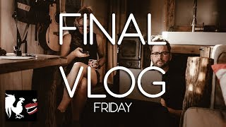 Burnie Vlog: The Final Vlog | Rooster Teeth