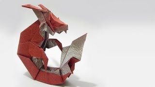 Origami Capricorn Tutorial 摺紙摩羯教學 (kade Chan)