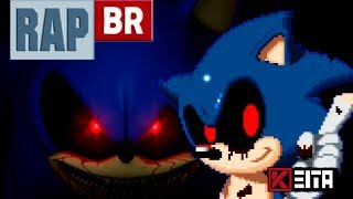 "🔴 RAP DO SONIC.EXE ""I AM GOD"" 