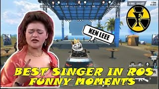 BEST SINGER IN ROS | RULES OF SURVIVAL FUNNY MOMENTS | RULES OF SURVIVAL PH | WTF MOMENTS