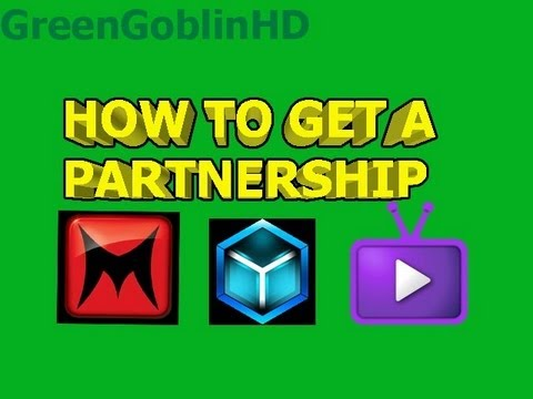 How To Get a Partnership!!! (Machinima vs Yeousch vs TGN)