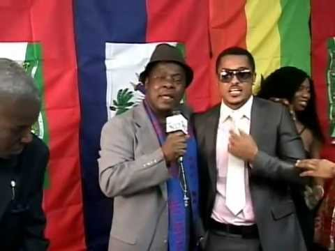 5 CONTINENTS VAN VICKER AND SERGE NAPOLEON AFRICA / HAITI