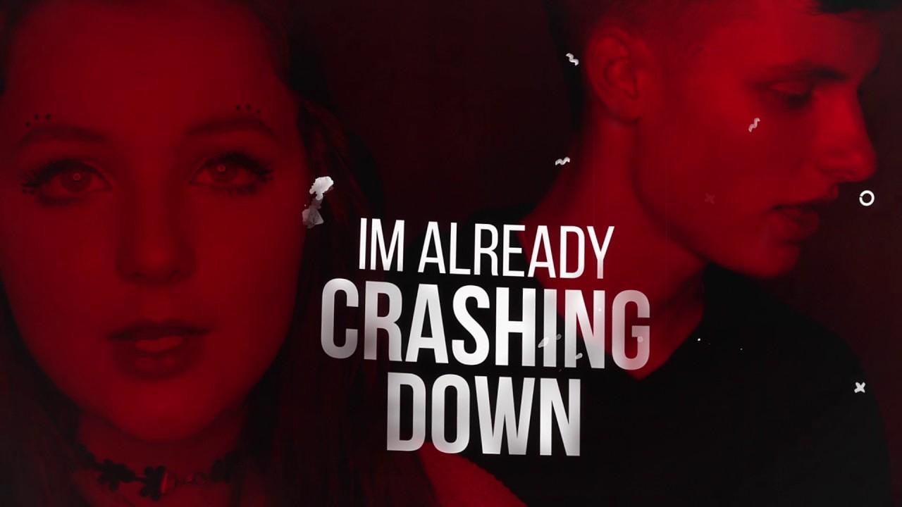Chris Porter - Crashing Down feat. Alithea (Lyric Video) [Ultra Music]
