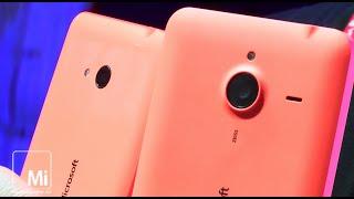 Первый взгляд на Microsoft Lumia 640 и 640XL на MWC2015