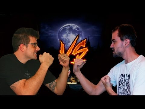 Mortal Kombat - Funky vs. SpaceMonkey [Apelation Mode]