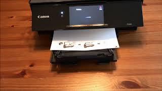 Canon Pixma TS9120, TS6120, and TS5120 blogger review