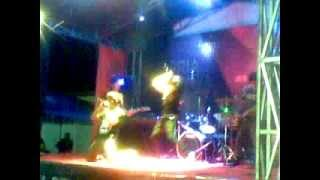 Rebelliond Its My Life at Gudang Garam Rock Star