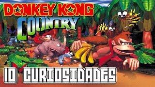 10 Curiosidades: Donkey Kong Country - Pepe el Mago