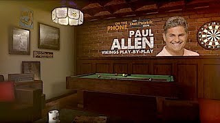 Vikings Play-by-Play Announcer Paul Allen on The Dan Patrick Show | Full Interview | 1/15/18