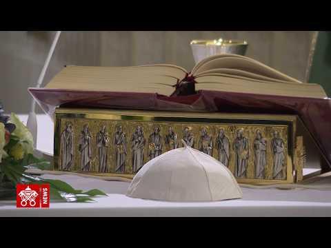Papa Francesco, omelia della Messa a Casa Santa Marta 27-11-2018