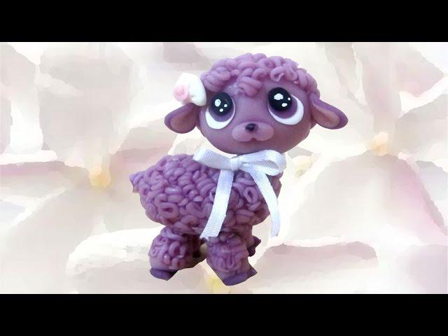 Porcelana fría ovejita baby paso a paso
