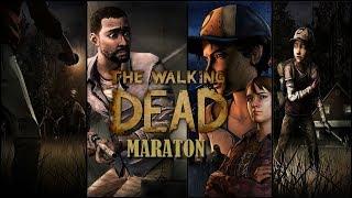 THE WALKING DEAD - MARATON ( Kończymy 2 Sezon )
