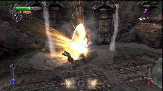 Castlevania Lords of Shadow Chapter 2-7 Sanctuary Entrance