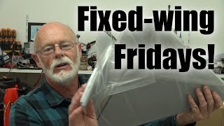 Announcement: Fixed Wing Fridays