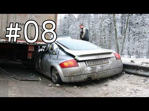 Po Plyta! #8 Patys baisiausi - Eismo įvykiai ir avarijos - Car Crash Compilation 2015