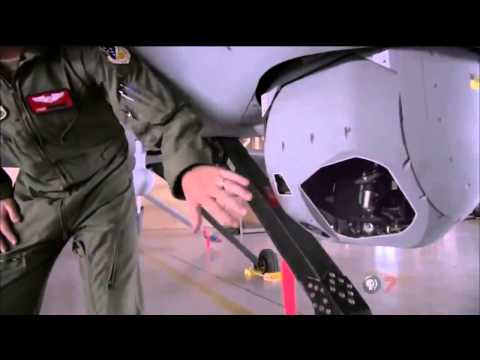 US Drone Strike Technology and Future Warfare